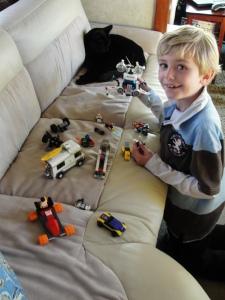 Ty Lego Guy